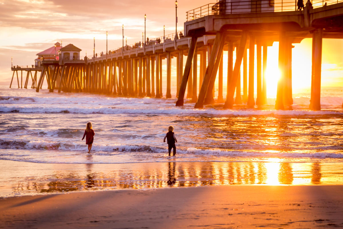 Huntington Beach Named Best Beach by Orange County Register