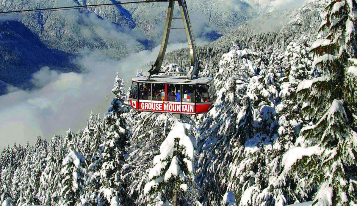 Skiing And Snowboarding In Vancouver Bc