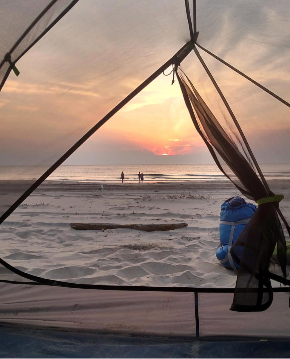 Great Places Eat Virginia Beach: 5 Great Places For Camping In Virginia Beach