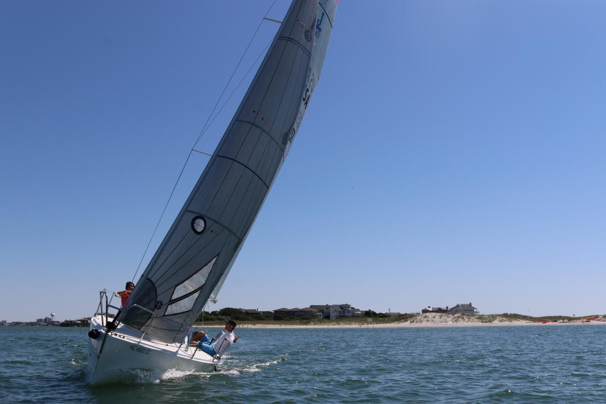 Outdoor Adventure And Nightly Ventures At Wrightsville Beach