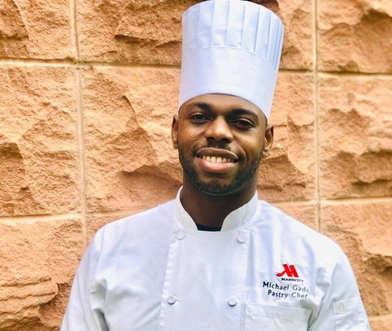 Visit The Woodlands Chef Of The Month: Michael Gaddy Jr
