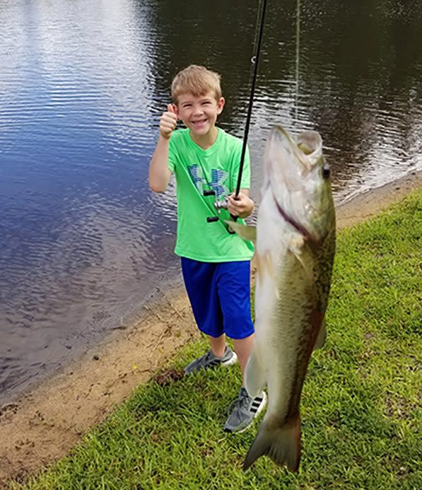 3 Great Spots To Go Fishing In The Woodlands