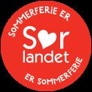 Sommerferie er Sørlandet logo