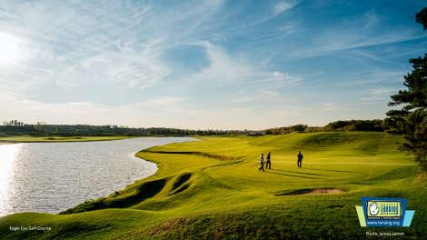 Zoom Background - Golf