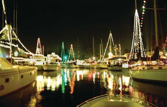 Punta Gorda Christmas Boat Parade 2020 Charlotte Harbor Holiday Boat Parade