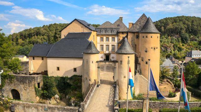 Chateau de Bourglinster
