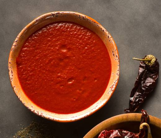Recipe Red Chile Sauce