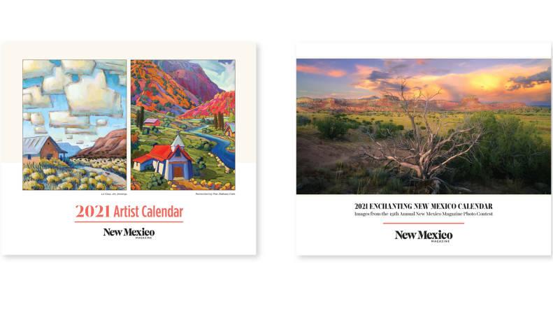 Unm 2022 Calendar.New Mexico Magazine S 2021 Calendars Are On Sale Now