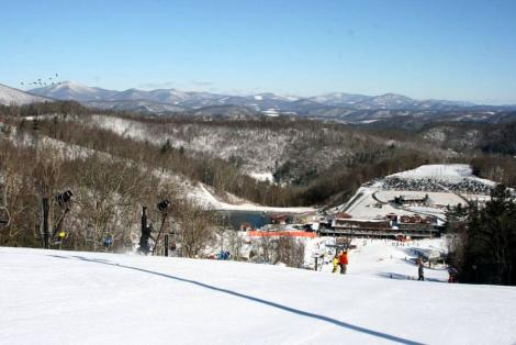 Appalachian Ski Mtn. | Boone, NC