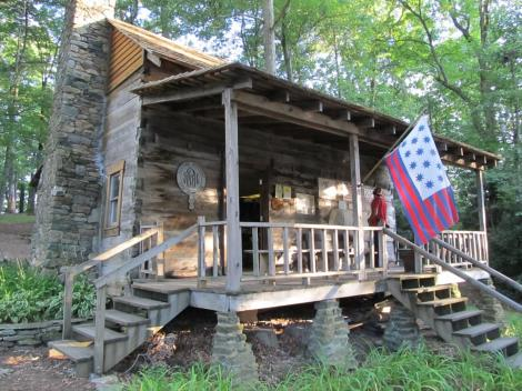 Hickory Ridge Living History Museum   Boone, NC