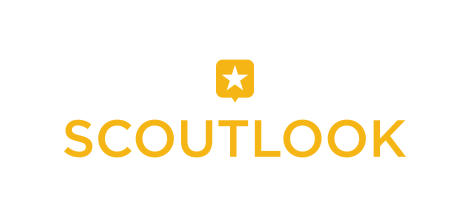 Scoutlook Logo-Yellow Vertical