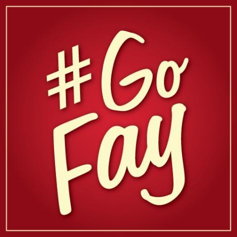Go Fayetteville Logo-Red