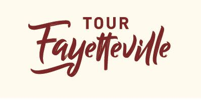 Tour Fayetteville Logo-Red