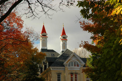 Village at Grand Traverse Commons Spires