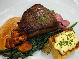 SV Test 2 - steak