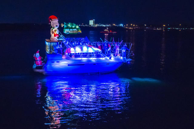 "2019 Best Powerboat: ""Carol of the Bells,"" A Blast, Captain Steve Gwensberg"