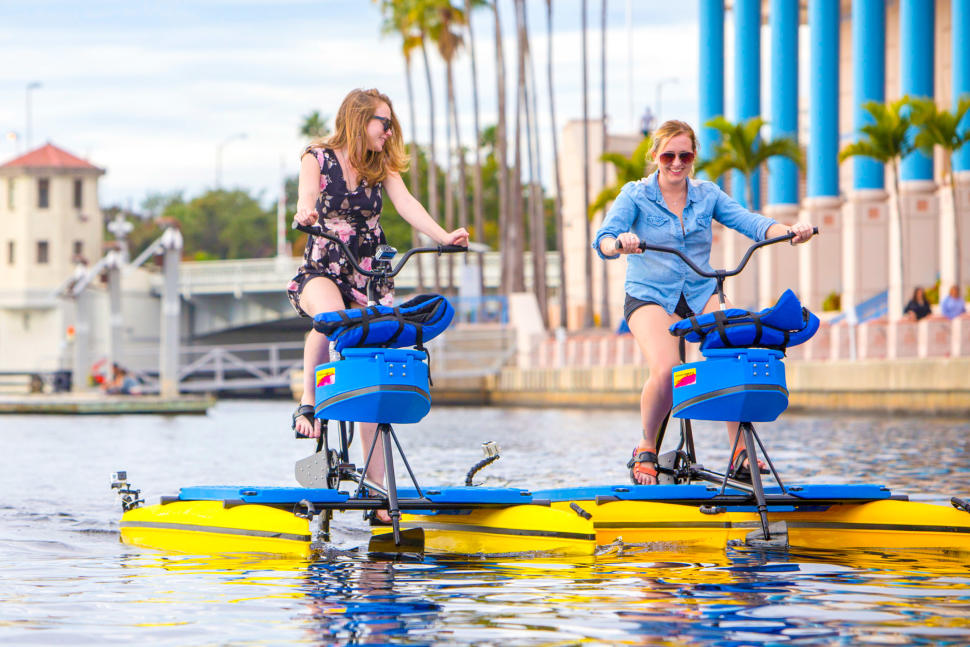 Tampa Water Bike Company