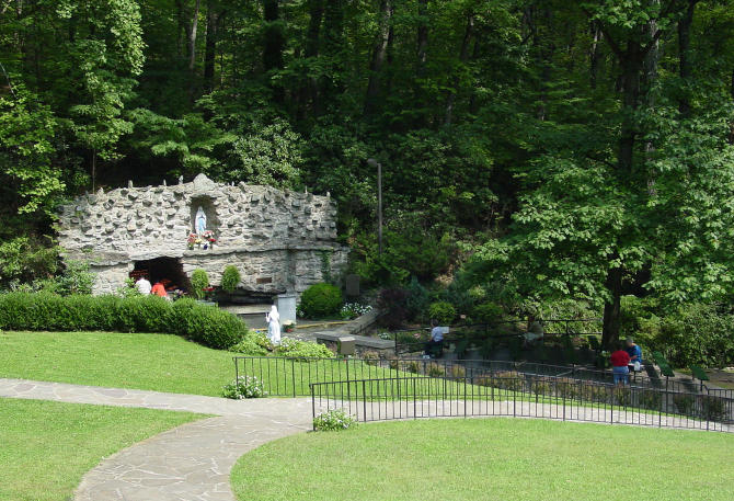 Grotto of Lourdes