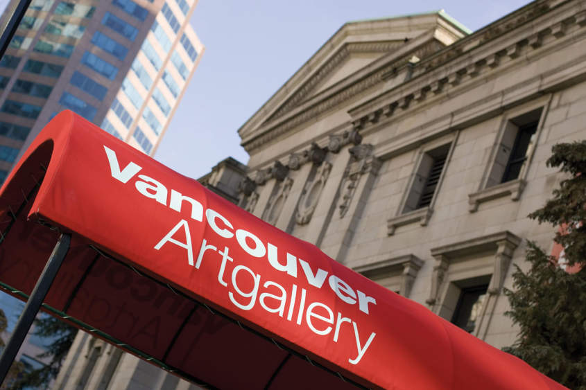 Image result for vancouver art gallery