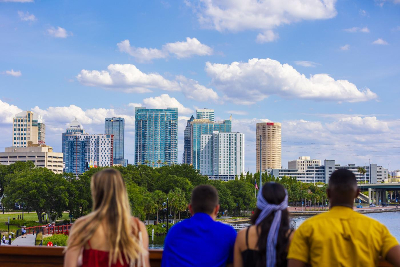 M.Bird Rooftop Bar Tampa