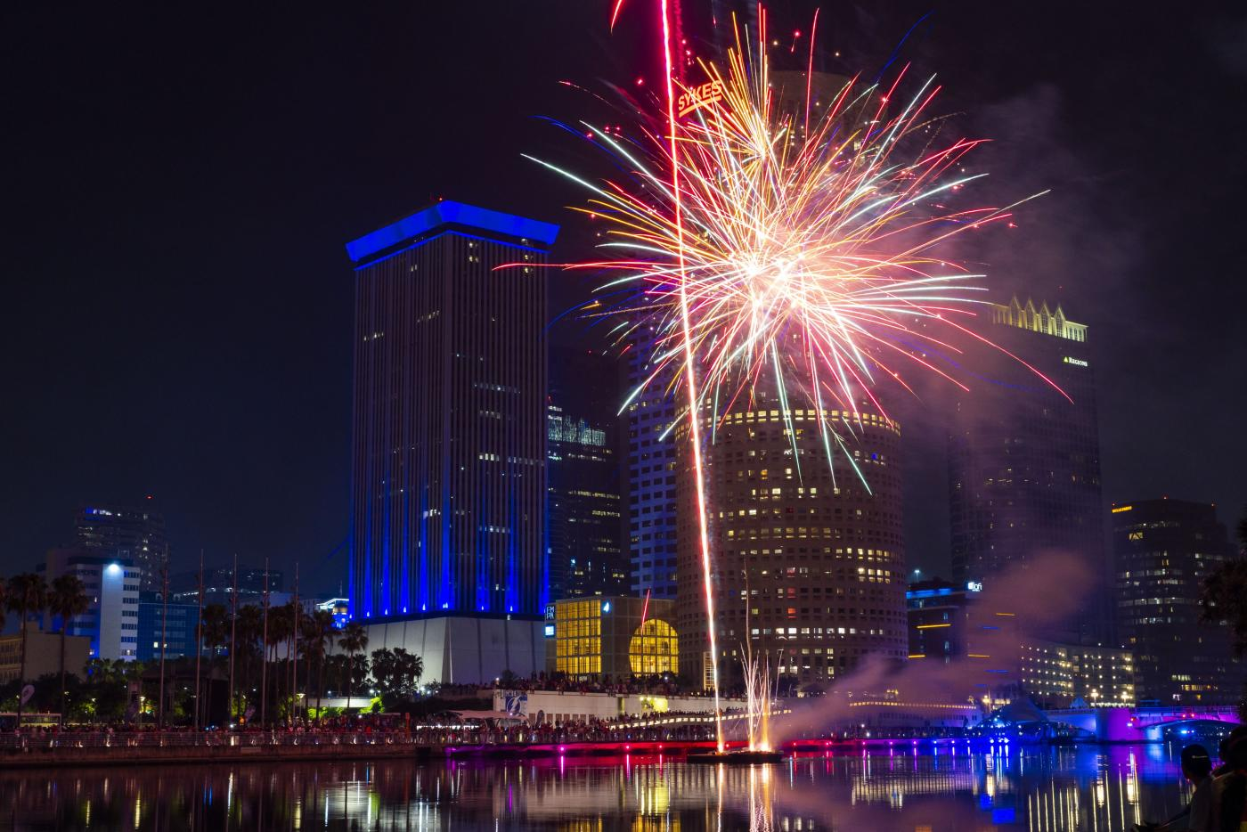 Fourth of July Tampa Bay Boom by the Bay