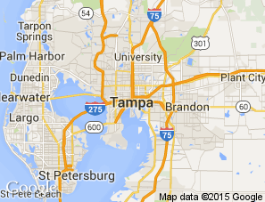 Interactive Map | Visit Tampa Bay on