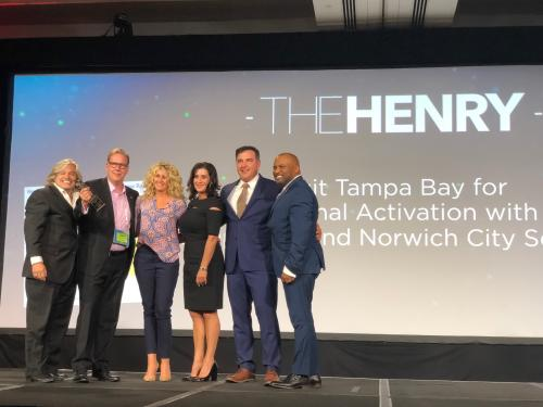 Visit Tampa Bay Wins Big for Creativity, Advocacy