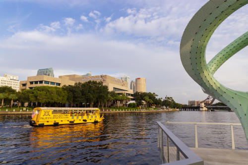 Culture, Jobs & Money: Tampa Bay Backs Tourism