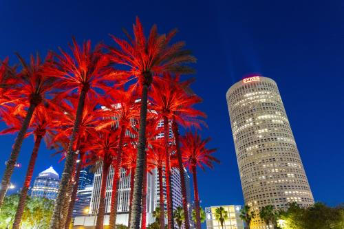 Visit Tampa Bay and Visit St. Pete / Clearwater Celebrate National Travel and Tourism Week
