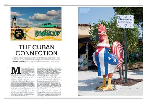 City AM Magazine: The Cuban Connection