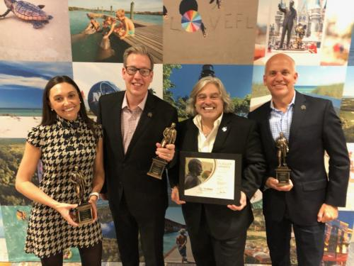 Visit Tampa Bay Wins 3 Henry Awards