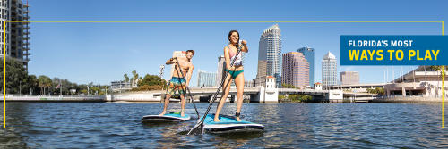 Visit Tampa Bay Unveils 'Golden Rule' 2019 Campaign