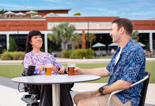 Visit Tampa Bay Markets Destination's Accessibility and Inclusivity for Travelers with Disabilities