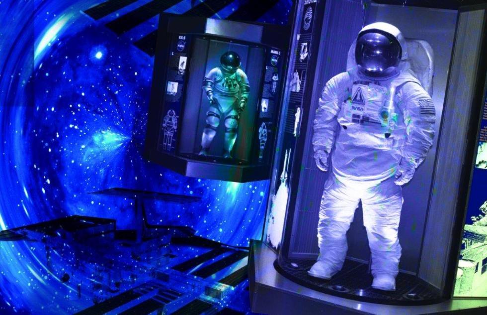Bay Area Houston Space Center