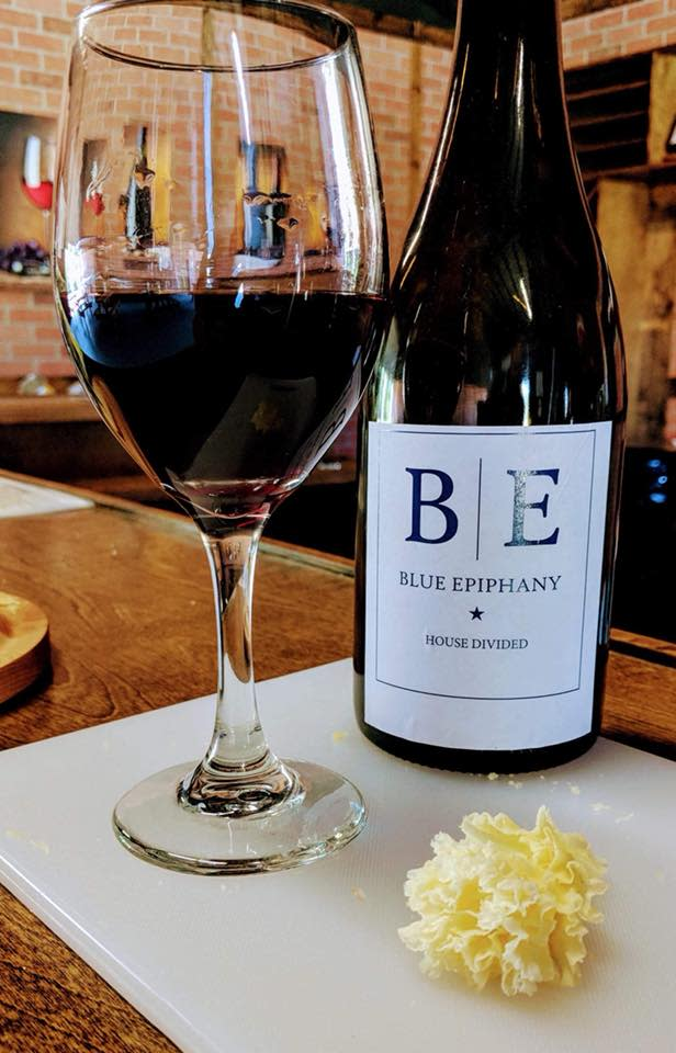 Blue Epiphany Winery Conroe