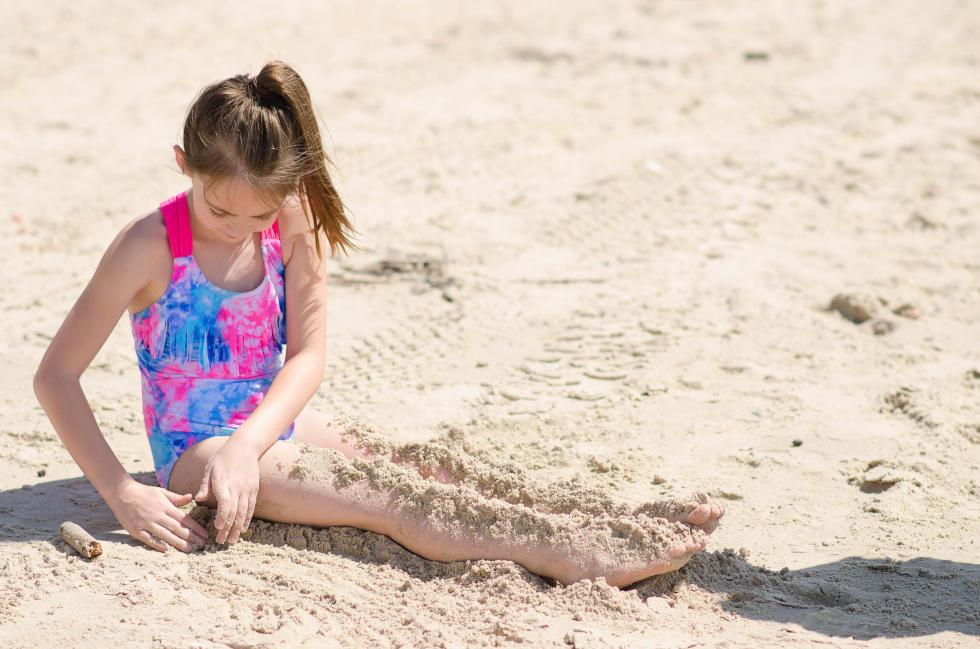 Brazosport's Surfside Beach