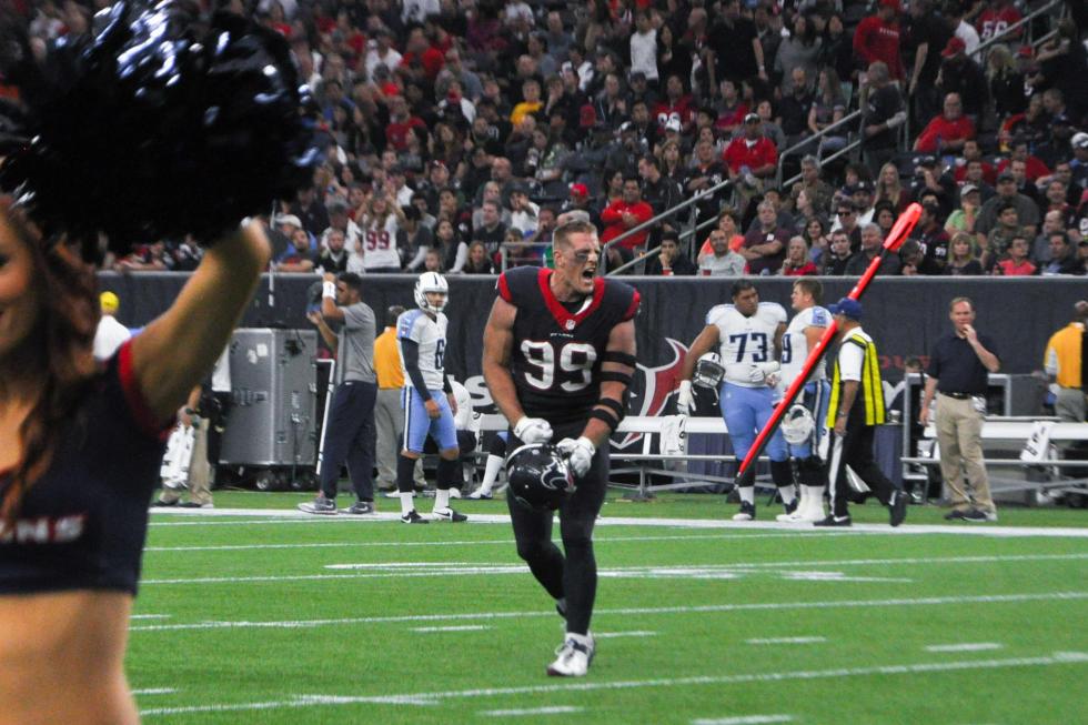 Texans JJ Watt