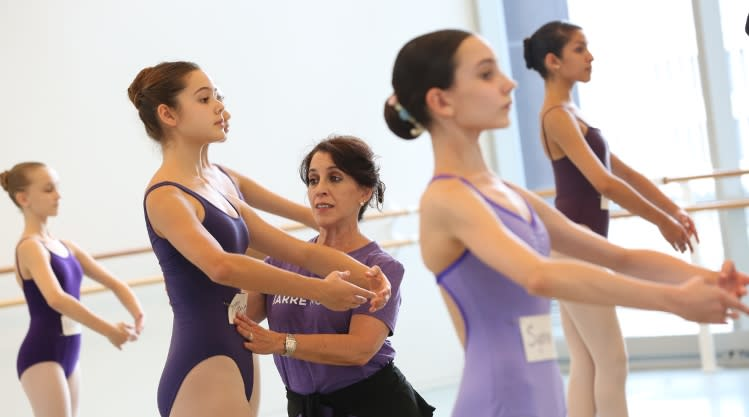 Students from Around the World Participate in Houston Ballet Summer