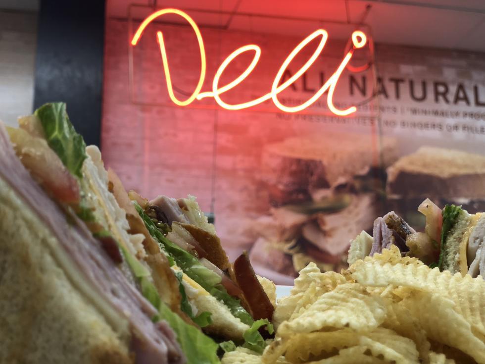 Spec's sandwich