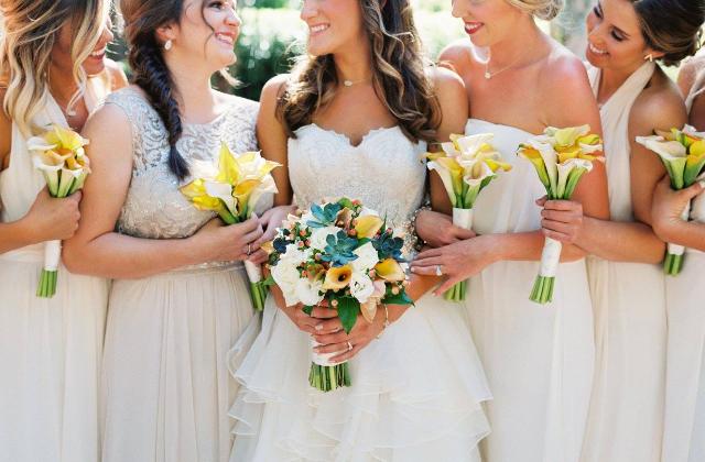 Bridesmaids dresses 2