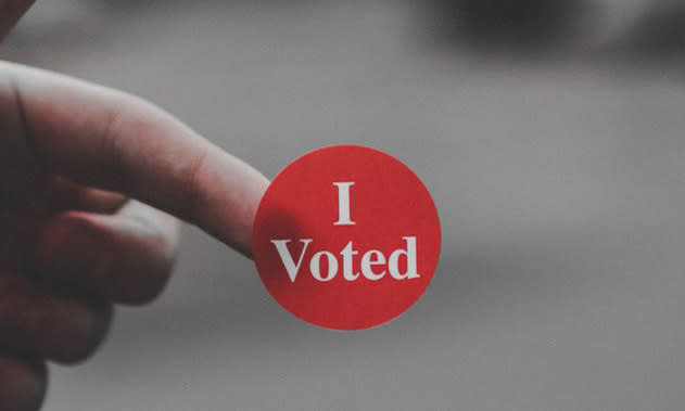 Vote (Stock Image)