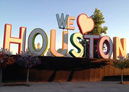 we love houston for bucket list