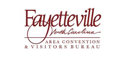 Fayetteville, NC Area Convention and Visitors Bureau Logo