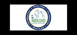 VisitMidland Logo