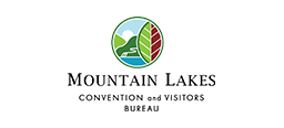 Mountain Lakes Convention & Visitors Bureau, LLC. Logo