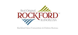 Rockford Area Convention and Visitors Bureau Logo