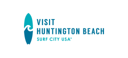 Visit Huntington Beach Logo