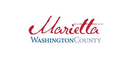 Marietta, Washington County Convention & Visitors Bureau Logo