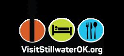 Visit Stillwater OK Logo