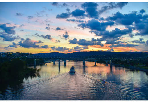 Chattanooga S Riverboat Cruises
